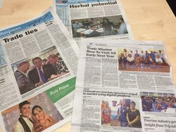 The workshops received wide publicity in Fiji and the region.