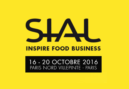 SIAL Paris is one the world's largest Food trade shows held every two years since 1964.