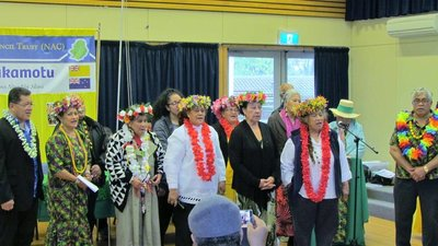 Niue Constitution Day at Avondale Community Centre in Auckland.