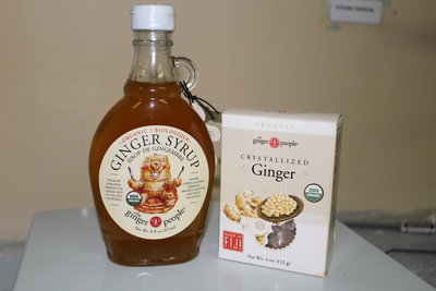 Kaiming makes some 40 different products from Ginger.