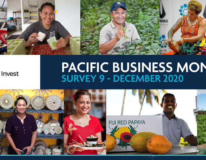 PTI Pacific Business Monitor Survey – December