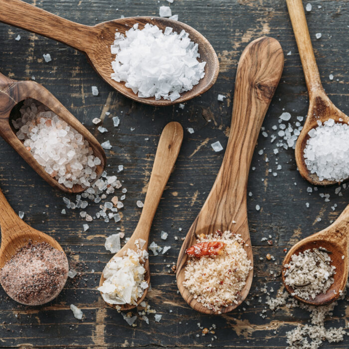 Pacific gourmet salt a niche in the Asia–Pacific market
